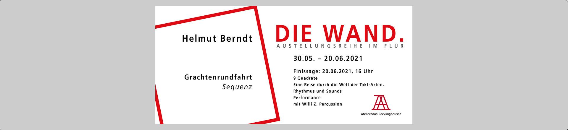 Die Wand. Berndt